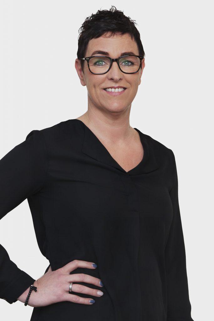 Portret Arieke Lubberinck-Bergwerff