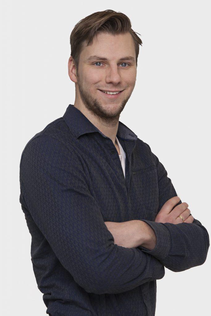 Portret Arjan Bijker
