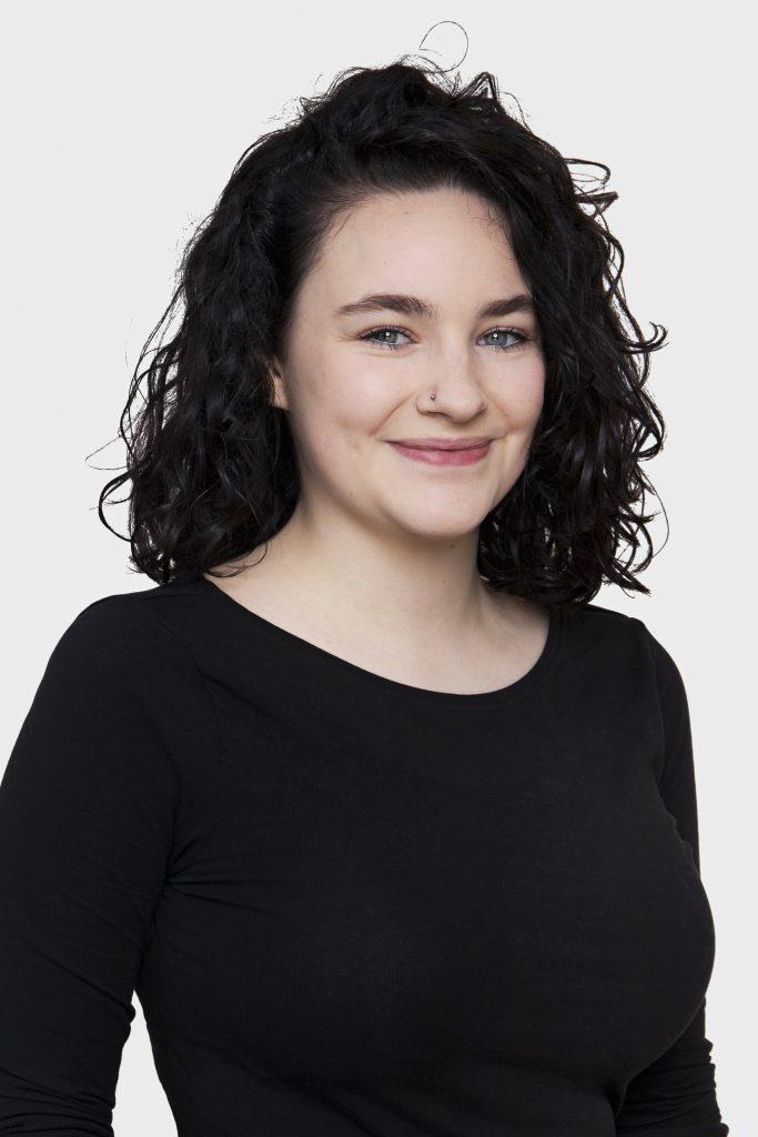 Portret Evy Bijl