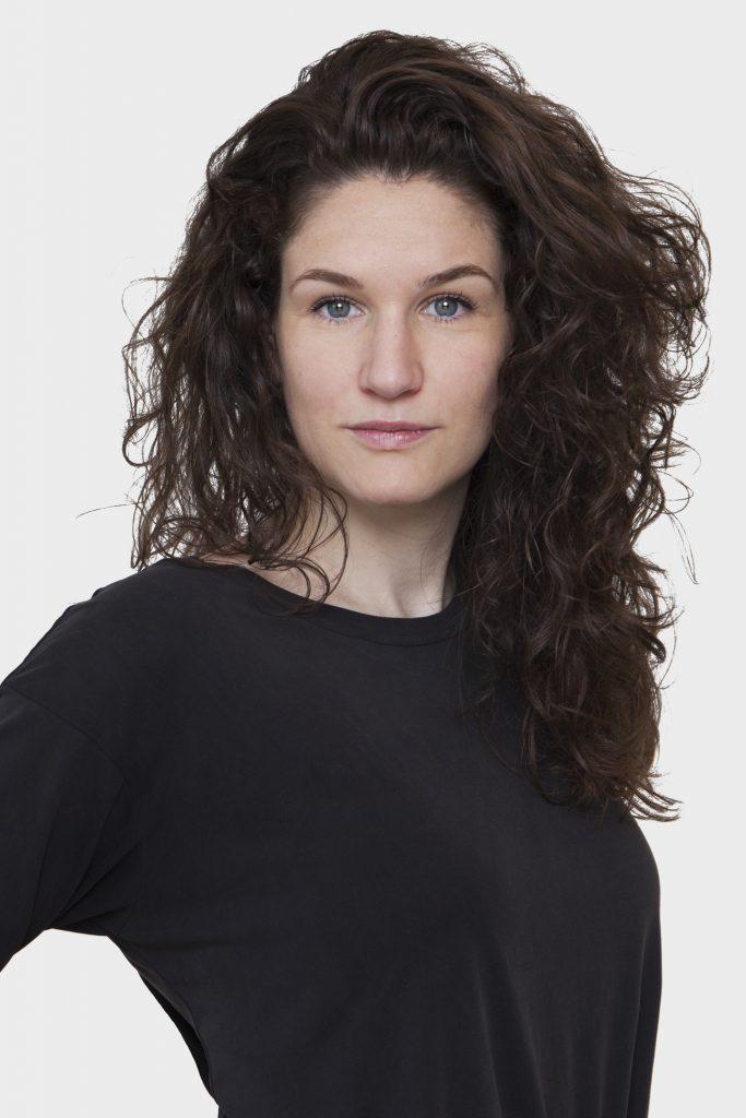 Portret Jessy Bijl